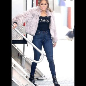 🆕🔥JLO CROPPED SUPER SKINNY MID RISE JEANS